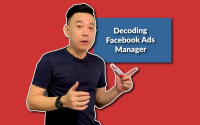 Decoding Facebook Ads Manager