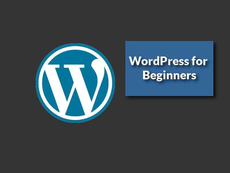 WordPress for Beginners – Build your own website with WordPress