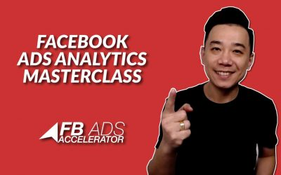 Facebook Ads Analytics Masterclass
